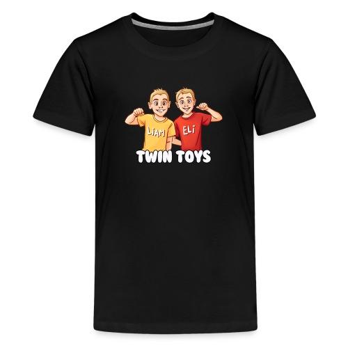 twintoys1500new1 - Kids' Premium T-Shirt