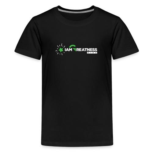 iAmGreatness Kids 02-02 - Kids' Premium T-Shirt