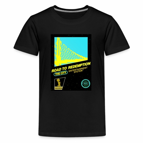 Road to Redemption - Kids' Premium T-Shirt