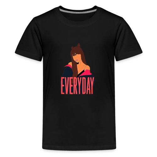 Ariana Grande - SingerBreak Free - Kids' Premium T-Shirt