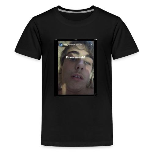 Finna Smesh? - Kids' Premium T-Shirt