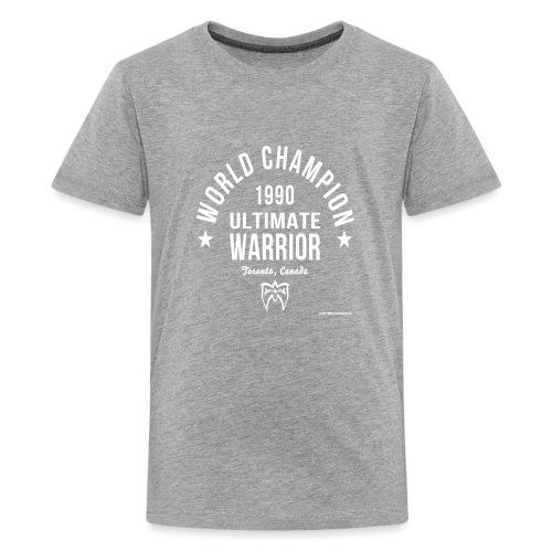 market world champion 1990 white - Kids' Premium T-Shirt