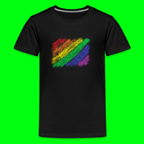 Pride Flag - Kids' Premium T-Shirt