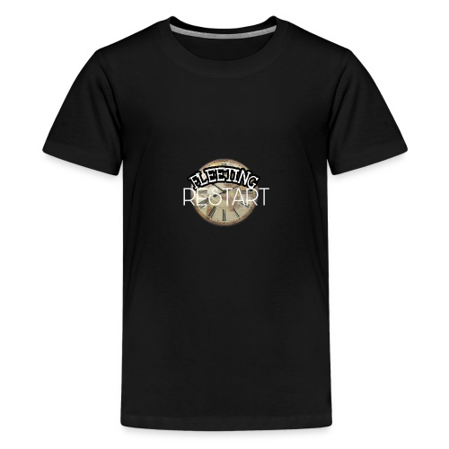 FLEETING RESTART - Kids' Premium T-Shirt