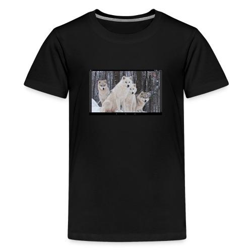 🐺 - Kids' Premium T-Shirt