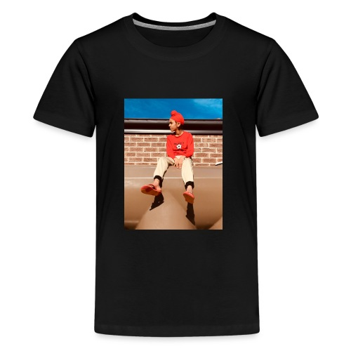 Flamin_Danger - Kids' Premium T-Shirt