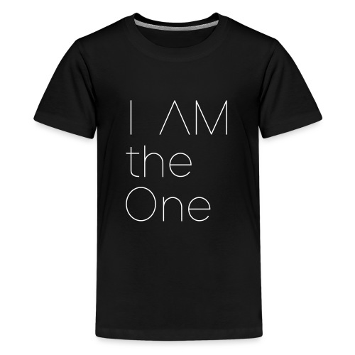 I am the One - Kids' Premium T-Shirt