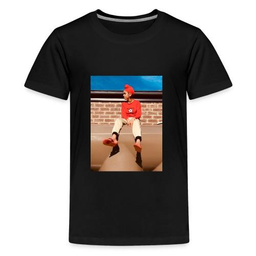 Flamin_Danger - Kids' Premium T-Shirt