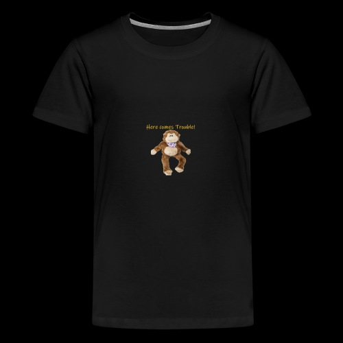 Troubletshirt - Kids' Premium T-Shirt