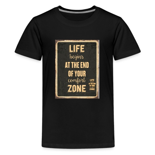 kiss your life - Kids' Premium T-Shirt