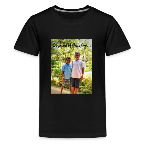 C5C24C73 BCA6 4ADD 95D9 E343AD2D28E4 - Kids' Premium T-Shirt