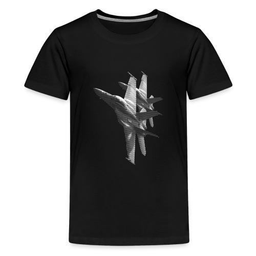 F/A-18 Hornet - Kids' Premium T-Shirt