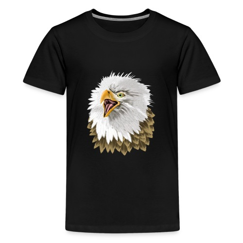 Big, Bold Eagle - Kids' Premium T-Shirt