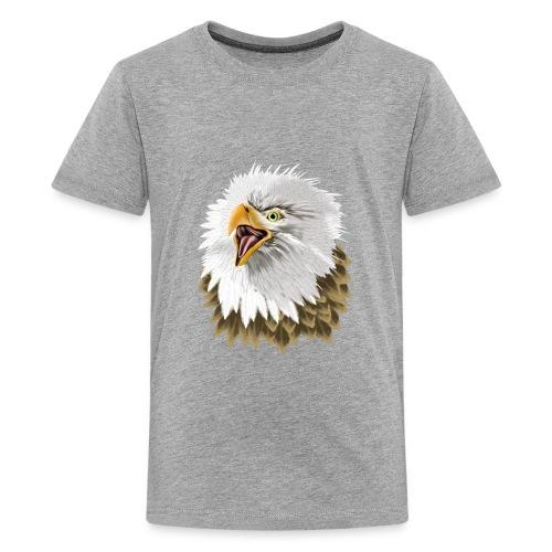 Big, Bold Eagle - Kids' Premium T-Shirt