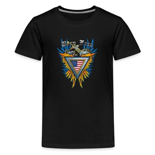 Born Free - Kids' Premium T-Shirt