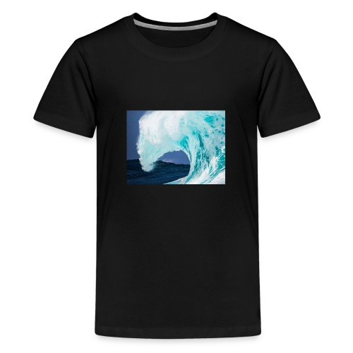 waky waves - Kids' Premium T-Shirt