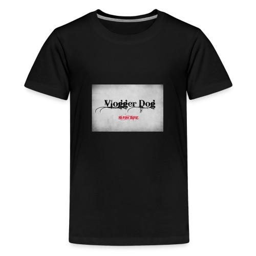 Spooky tee - Kids' Premium T-Shirt