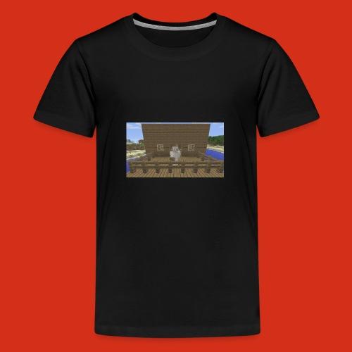 bob Screenshot 2016 04 10 - Kids' Premium T-Shirt