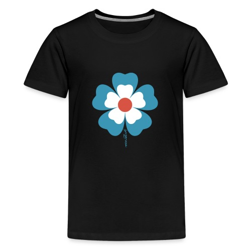 flower time - Kids' Premium T-Shirt