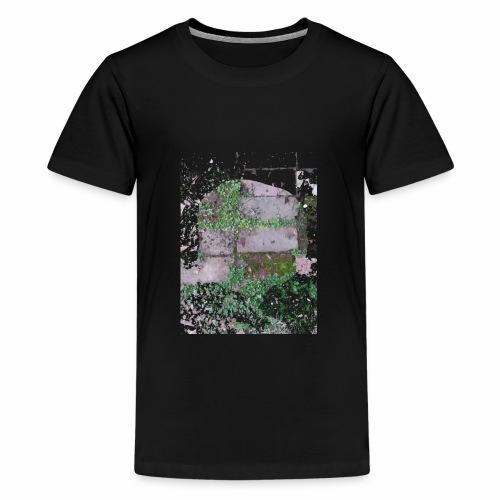 Bricks and nature - Kids' Premium T-Shirt