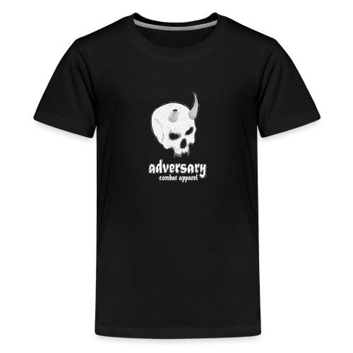The demon skull - Kids' Premium T-Shirt