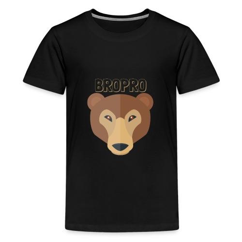 BROPRO - Kids' Premium T-Shirt