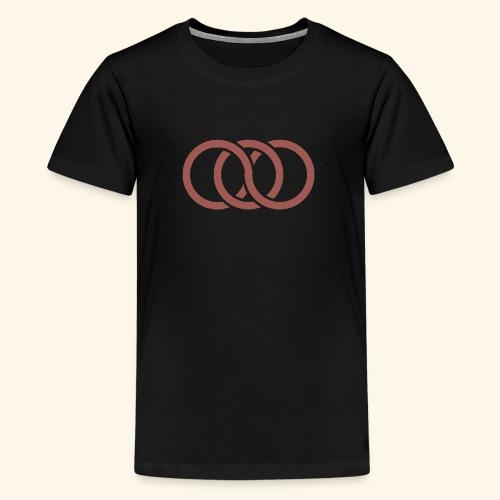 circle paradox - Kids' Premium T-Shirt