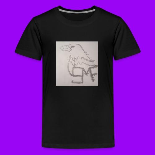 SMF EAGLE LOGO - Kids' Premium T-Shirt