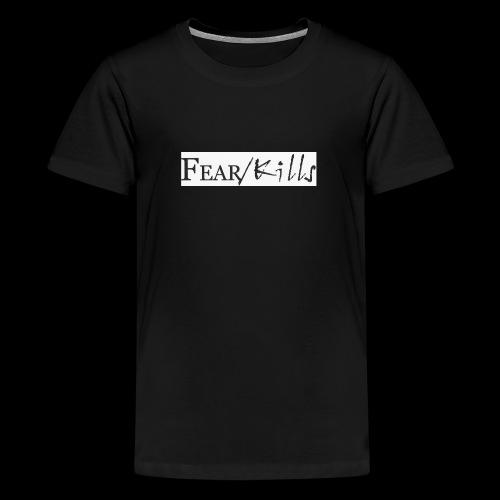 Fear/Kills 1 - Kids' Premium T-Shirt