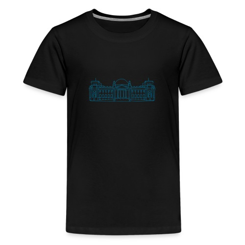 Reichstag building Berlin - Kids' Premium T-Shirt