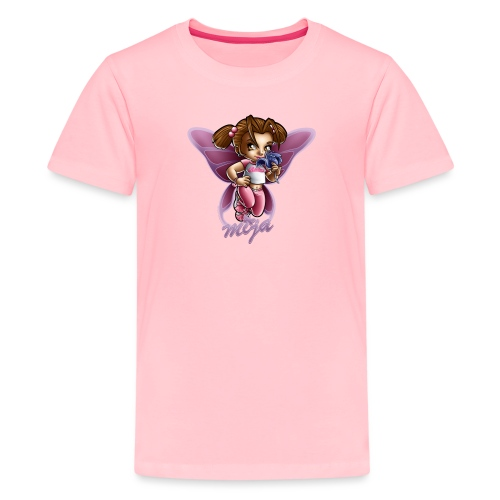 Mija Butterfly by RollinLow - Kids' Premium T-Shirt