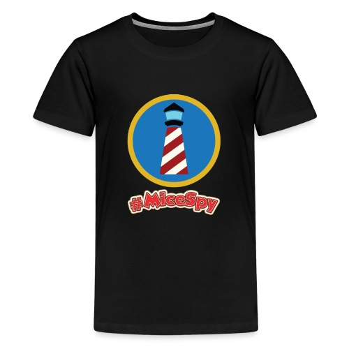 Storybook Land Canal Boats Explorer Badge - Kids' Premium T-Shirt