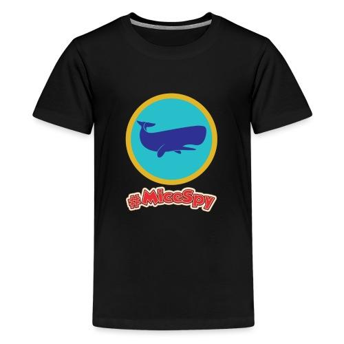 Monstro Explorer Badge - Kids' Premium T-Shirt