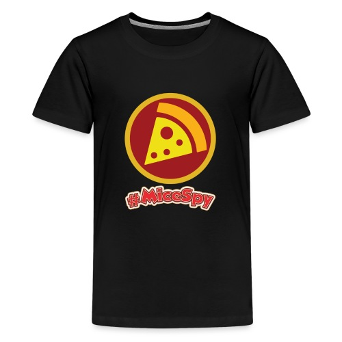 Pizza Port Explorer Badge - Kids' Premium T-Shirt