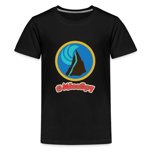Splash Mountain Explorer Badge - Kids' Premium T-Shirt