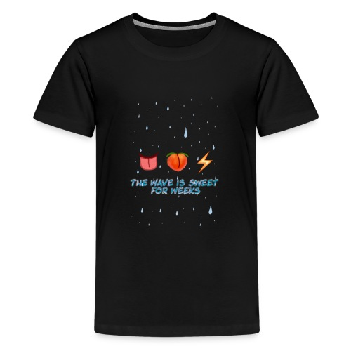 Wave Sweet Taste - Kids' Premium T-Shirt