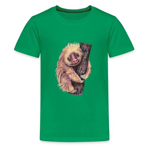 Sloth - Kids' Premium T-Shirt