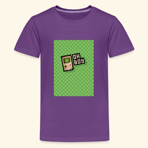 oh boy handy - Kids' Premium T-Shirt