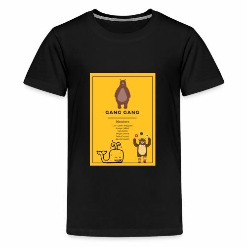 Gang Gang - Kids' Premium T-Shirt