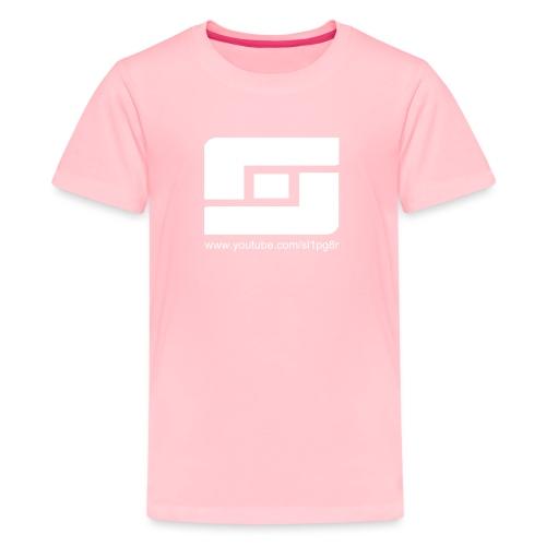 Tshirt White png - Kids' Premium T-Shirt