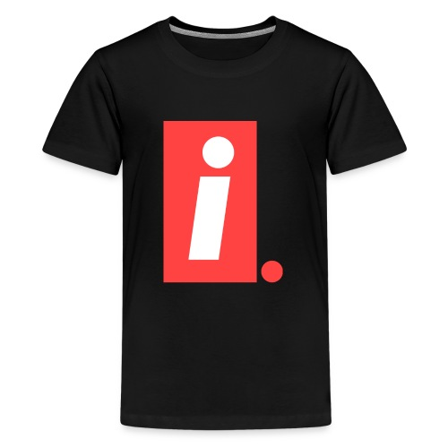 Ideal I logo - Kids' Premium T-Shirt
