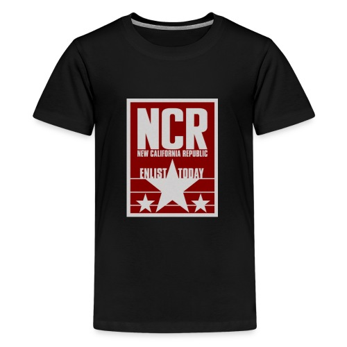 new california republic - Kids' Premium T-Shirt