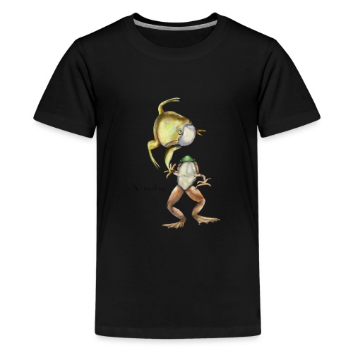 Two frogs - Kids' Premium T-Shirt