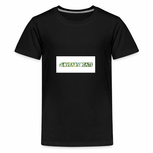 LoveAdvocate - Kids' Premium T-Shirt