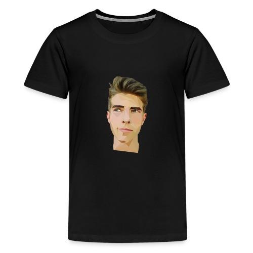 Geometric Boy - Kids' Premium T-Shirt