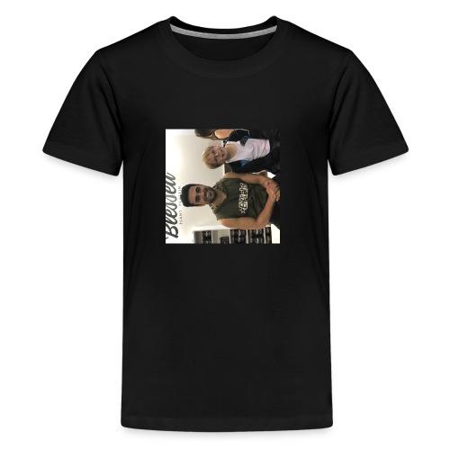 me with gorge janko - Kids' Premium T-Shirt