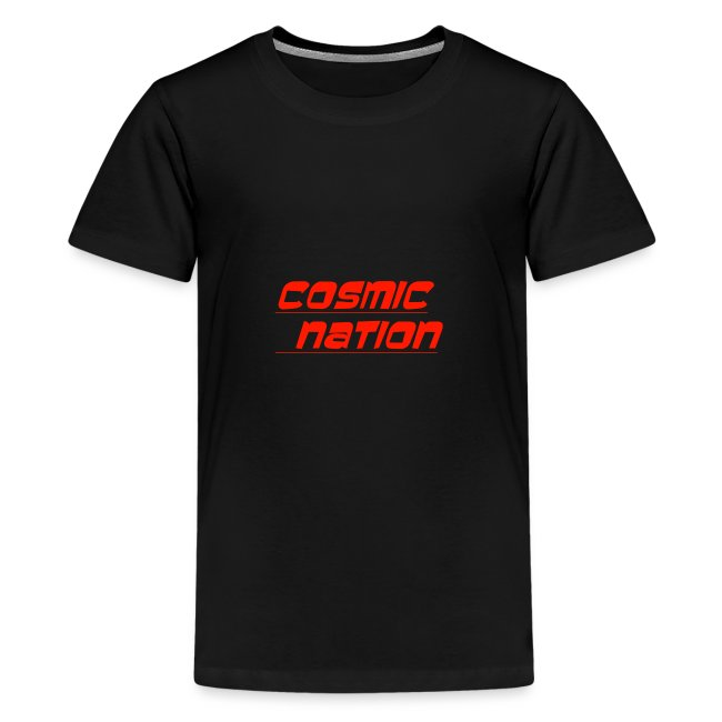 Cosmic Nation Logo