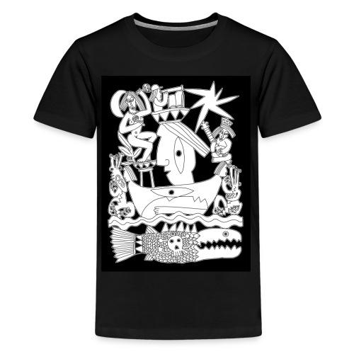 VOYAGE - Kids' Premium T-Shirt