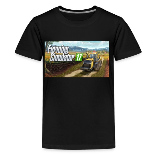 Farming Simulator 2017 Merchandise - Kids' Premium T-Shirt
