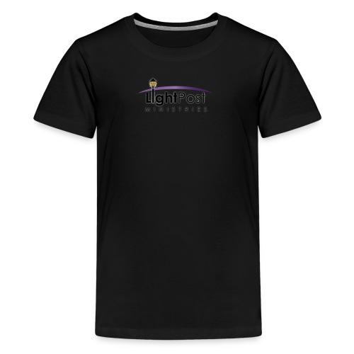 Light Post Ministry Wear - Kids' Premium T-Shirt